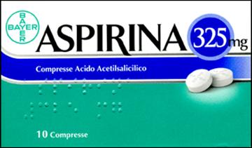 Immagine di ASPIRINA 10CPR 325MG