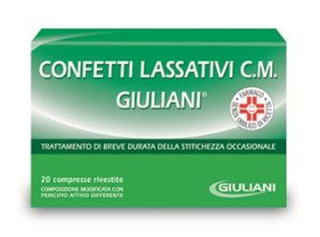 Immagine di CONFETTI LASSAT GIULCM20CONF