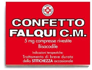 Immagine di CONFETTO FALQUI CM 20CPR 5MG