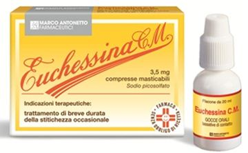 Immagine di EUCHESSINA CM OS GTT 20ML