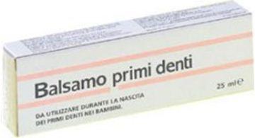 Immagine di BALSAMO PRIMI DENTI 25ML