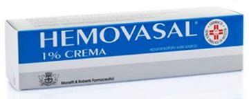 Immagine di HEMOVASAL CREMA 30G 1%