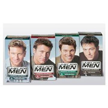 Immagine di JUST FOR MEN TINTA NERO 30ML