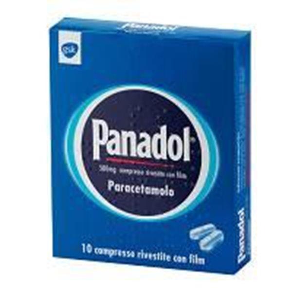 Immagine di PANADOL 10CPR RIV 500MG