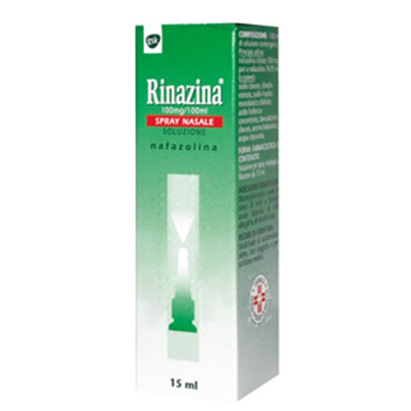 Immagine di RINAZINA SPRAY NAS 15ML 0,1%