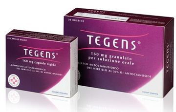 Immagine di TEGENS 20CPS 160MG