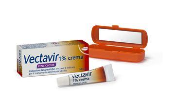 Immagine di VECTAVIR CREMA 2G 1%