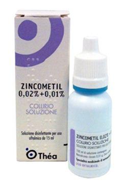 Immagine di ZINCOMETIL 0,02%+0,01%COLL15