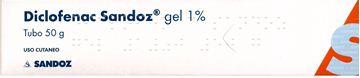 Immagine di DICLOFENAC SAND GEL 50G 1%