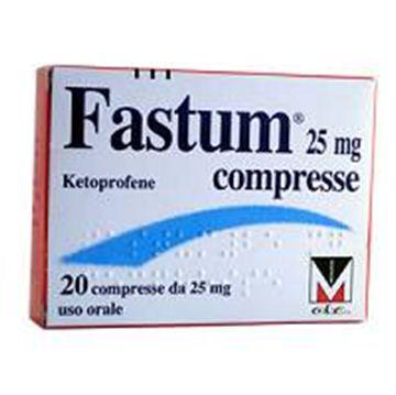Immagine di FASTUM 20CPR 25MG