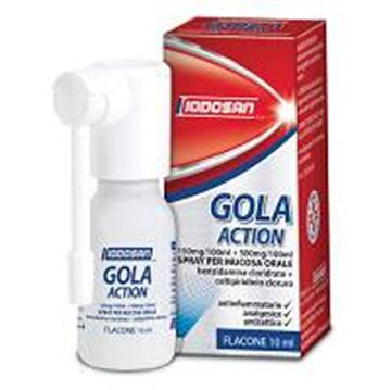Immagine di GOLA ACTION SPRAY 0,15%+0,5%