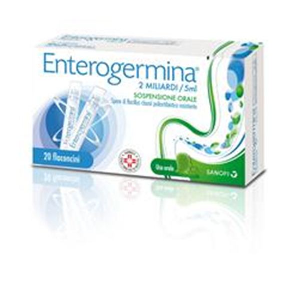 Immagine di ENTEROGERMINA OS20FL2MLD/5ML
