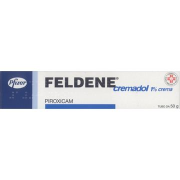 Immagine di FELDENE CREMADOL CREMA 50G1%