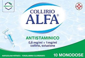 Immagine di COLLIRIO ALFA ANTISTAM10CONT