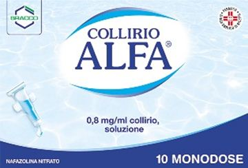 Immagine di COLLIRIO ALFA 10CONT 0,3ML