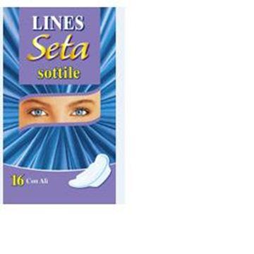 Immagine di LINES SETA SOTT ALI 16PZ