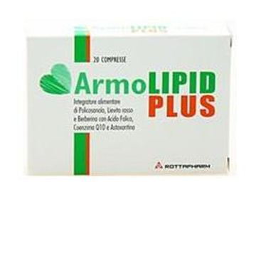 Immagine di ARMOLIPID PLUS 20CPR