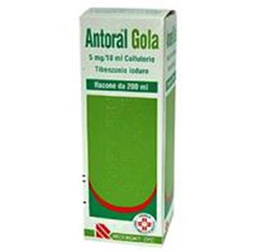 Immagine di ANTORAL GOLACOLLUT200ML100MG
