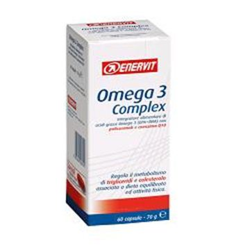Immagine di ENERVIT OMEGA3 COMPLEX 60CPS