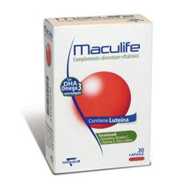 Immagine di MACULIFE 20CPS 24,28G