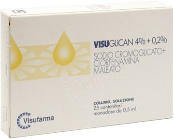 Immagine di VISUGLICAN COLL 25D40+2MG/ML
