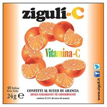 Immagine di ZIGULI C ARANCIA 40CONF 24G