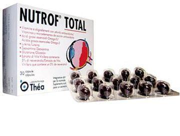 Immagine di NUTROF TOTAL 30CPS