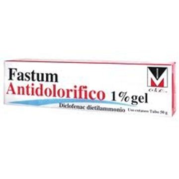 Immagine di FASTUM ANTIDOLOR GEL 50G 1%