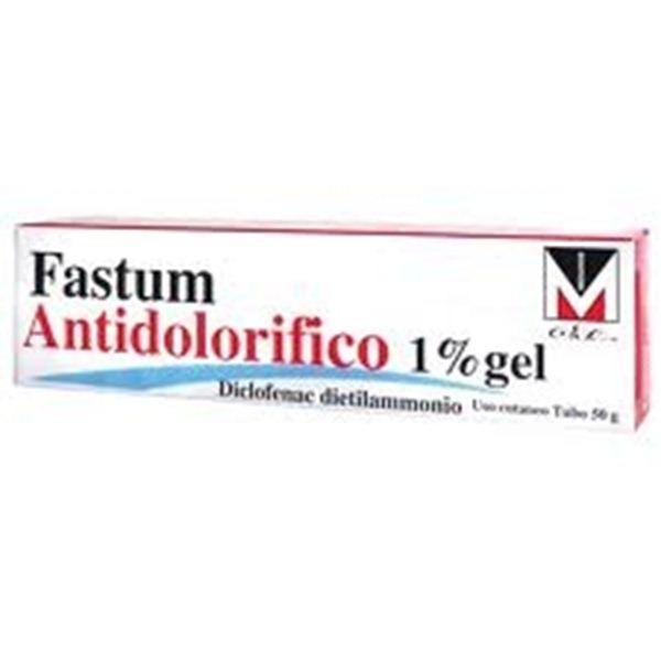 Immagine di FASTUM ANTIDOLORIFICO 1% 50G