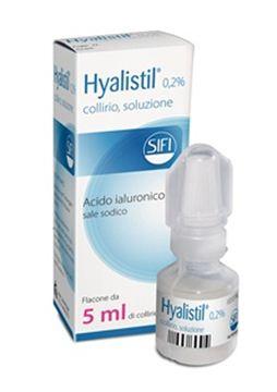 Immagine di HYALISTIL 0,2% COLL FL 5ML
