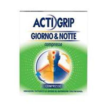 Immagine di ACTIGRIP GIORNO&NOTTE12+4CPR