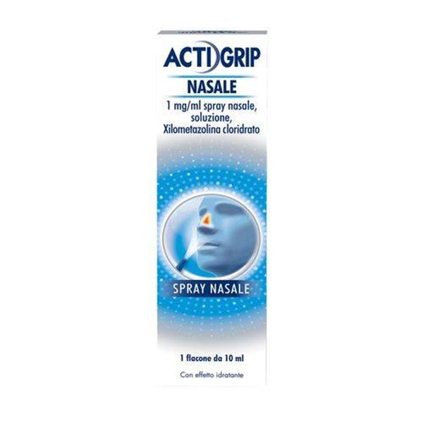 Immagine di ACTIFED DECONGEST SPRAY 10ML