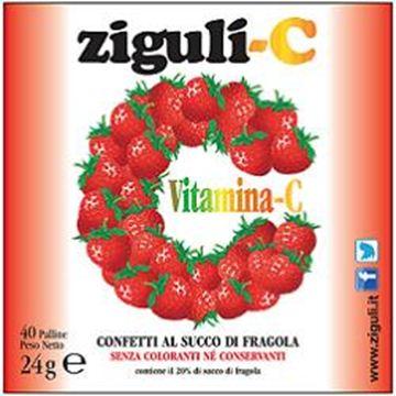 Immagine di ZIGULI C FRAGOLA 40CONF 24G