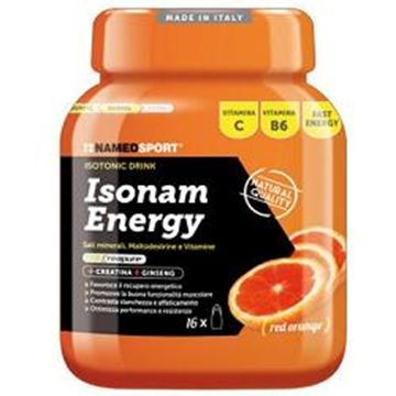 Immagine di ISONAM ENERGY ORANGE 480G