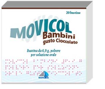 Immagine di MOVICOL CIOCCOL BB20BUST6,9G