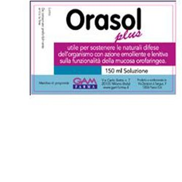 Immagine di ORASOL PLUS 150ML