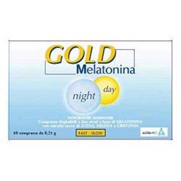 Immagine di MELATONINA GOLD HTP 1MG60CPR