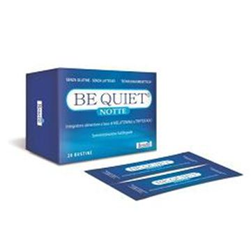 Immagine di BE QUIET NOTTE 1MG20BUST1,3G