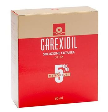 Immagine di CAREXIDIL SOLUZ CUT 60ML 5%