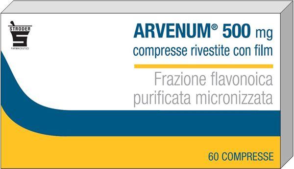 Immagine di ARVENUM 60CPR RIV 500MG