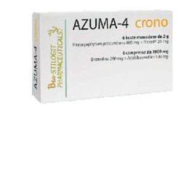 Immagine di AZUMA 4 CRONO 6CPR+6BUST