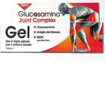 Immagine di GLUCOSAMINA GEL 125ML