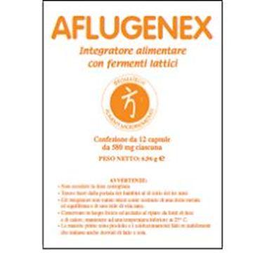 Immagine di AFLUGENEX 12CPS NF