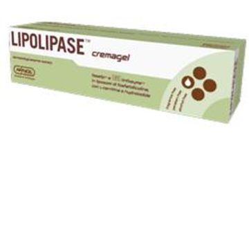 Immagine di LIPOLIPASE CREMAGEL 150ML