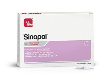 Immagine di SINOPOL 30CPR FAST-SLOW
