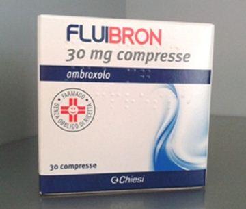 Immagine di FLUIBRON 30CPR 30MG