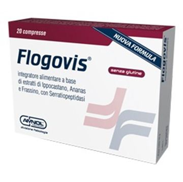 Immagine di FLOGOVIS 20CPR 800MG