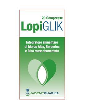 Immagine di LOPIGLIK 20CPR