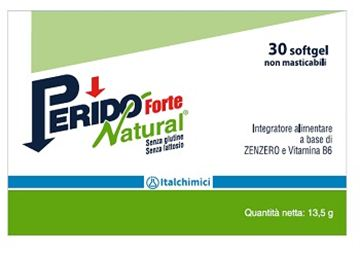 Immagine di PERIDO NATURALFORTE30SOFTGEL