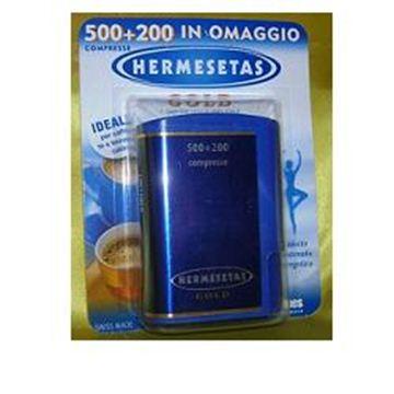 Immagine di HERMESETAS GOLD 500+200CPR